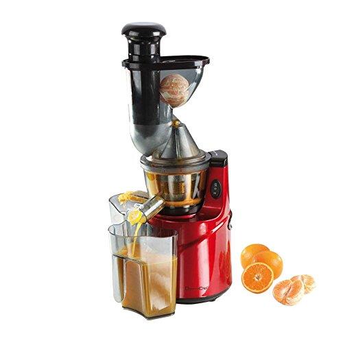 Licuadora con 2Exprimidor 1litros picadora Prensa frutas (2niveles, fruta exprimidor, verduras Zumo, Smoothie maker)