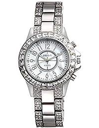Hermosos Relojes Grandes Relojes de Agua Diamante Relojes de Moda Reloj de Diamante Ladies Watch