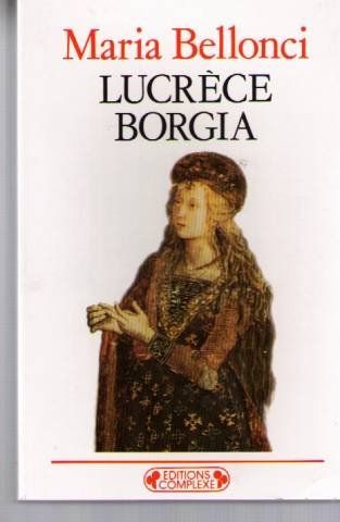 Lucrèce Borgia, volume H