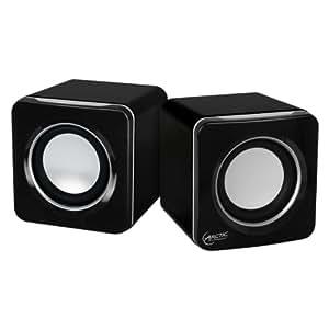 arctic s111 tragbare lautsprecher mit usb anschluss i mini speaker mit berzeugender. Black Bedroom Furniture Sets. Home Design Ideas