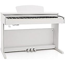 DP-10X Piano Numerique par Gear4music Blanc