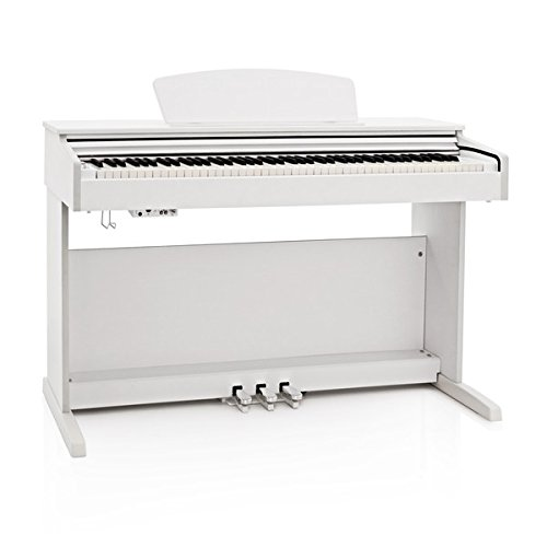 DP-10X Pianoforte digitale Gear4music bianco
