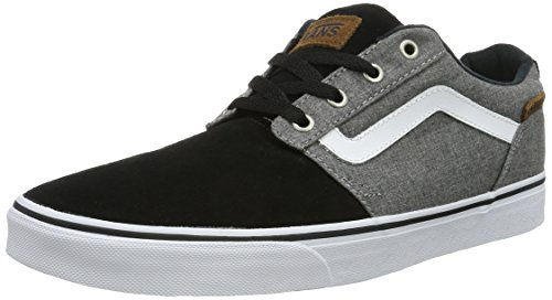 vans-chapman-stripe-sneakers-basses-homme-multicolore-mixed-black-white-42-eu