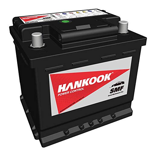 Hankook SMF 550 54 Autobatterie 50Ah 420A/EN, wartungsfrei 420a Batterie