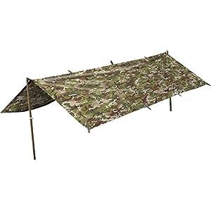 418N2G5UQkL. SS300  - Army Waterproof Military Combat Basha Shelter Poncho Camo US & British Army Tent