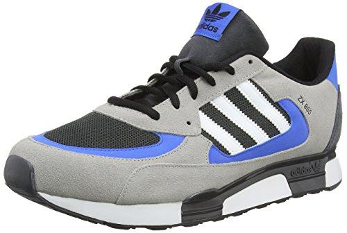 adidas Originals - ZX 850, Sneakers, unisex Mgsogr/Ftwwht/Dgsogr