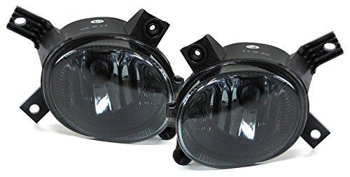 Carparts-Online 29836 Klarglas Nebelscheinwerfer H11 schwarz smoke