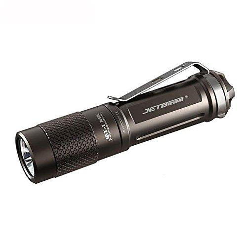 Global JETBeam JET-I MK XP-G2 480LM AA 14500 EDC LED Lampe de poche