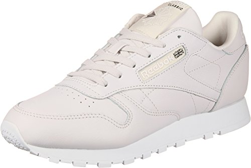 Reebok Damen Classic Leather X Face Sneaker Pink