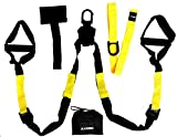 Kobo TR-AXE Door Gym (Yellow/Black)
