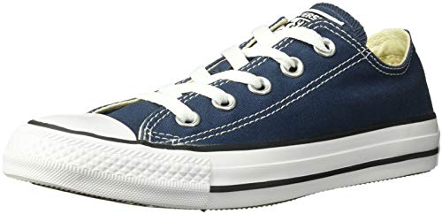 CONVERSE Chuck Taylor All Star Seasonal Ox, Unisex-Erwachsene Sneakers, Blau (Navy), 49 EU