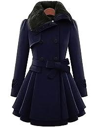 Retro mantel damen