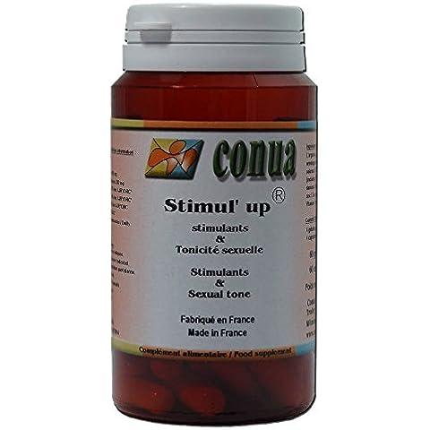 Maca Agricoltura sana L-arginina Tribulus terrestris zinco Vitamines B1 B2 B6, capsule 572 mg de Stimul
