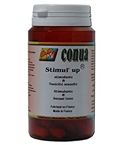 Maca Agricoltura sana L-arginina Tribulus terrestris zinco Vitamines B1 B2 B6, capsule 572 mg de Stimul'up ®