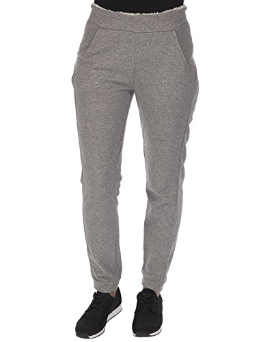 Bench Damen Hose Sweathose Absurd Small Stormcloud Marl