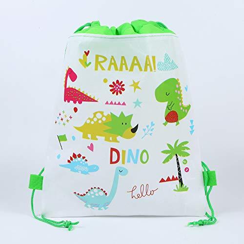 (Partei Liefert 10 Stück 7 Inch Dinosaurier Thema Party Dekoration Einweggeschirr Pappteller Geschirr Weiße Karton Mit Lebensmittel Film, Tasche 1 Stücke)