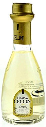 Grappa Cellini Oro 0,2l