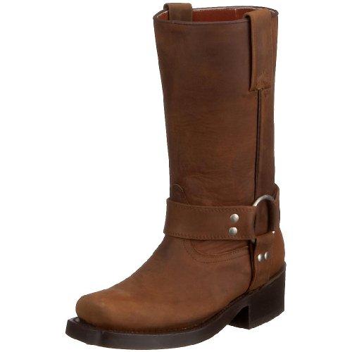 Buffalo crazy horse 1801, Unisex - Erwachsene Stiefel, braun, (brown 01), EU 48
