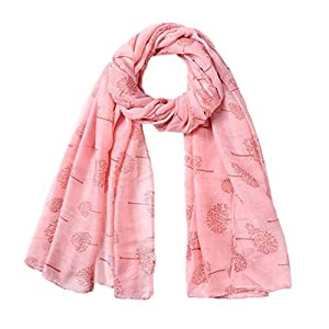 Life Tree Scarves,BaojunHT Vitality Ladies Soft Wraps Grow Up Health Fresh Shawl Stylish scarf