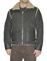 371c35d74d7b Amazon.fr   cuir - Diesel   Manteaux et blousons   Homme   Vêtements