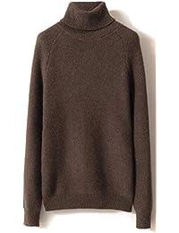 5ad75b1deffe Amazon.it  Maglioni Di Lana Cashmere - Donna  Abbigliamento