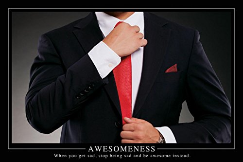 Póster Awesomeness Barney Stinson How I Met Your
