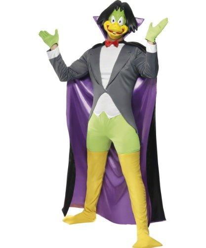 Duckulakostüm Vampir Count Duckula Disney Comic Kostüm