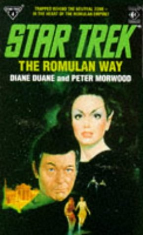 Cover of Romulan Way (Star Trek)