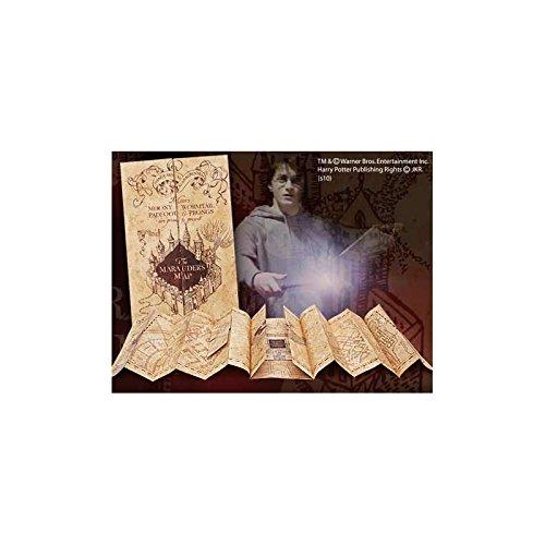 Nachbildung Einheitsgr/ö/ße KULTFAKTOR GmbH Karte des Rumtreibers aus Harry Potter