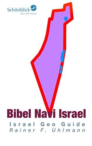 naviguide israel