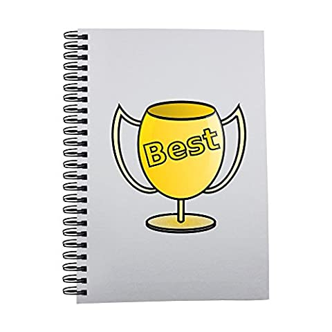 Notebook with Cup