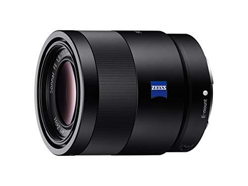 Sony Objectif Zeiss SEL-55F18Z Monture E Plein Format 55 mm F1.8