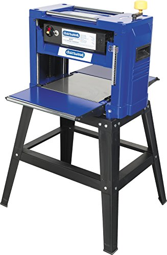 "Charnwood W570P 318mm (12"") Floor Standing Woodworking Thicknesser"