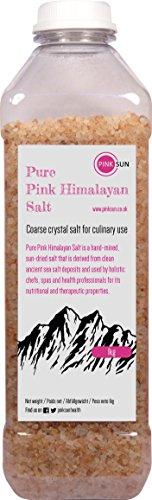 Pink Sun - Sal rosa del Himalaya gruesa 1kg.