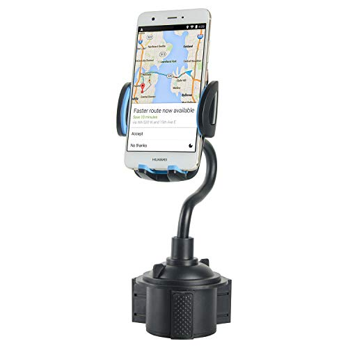 Cup Holder Phone Holder For Car Flexible Adjustable Gooseneck Cup Holder Mount For Cell Phones Iphone Xs Xs Max X 8 7 Plus Galaxy S10s9 S8 S7 S6 S5