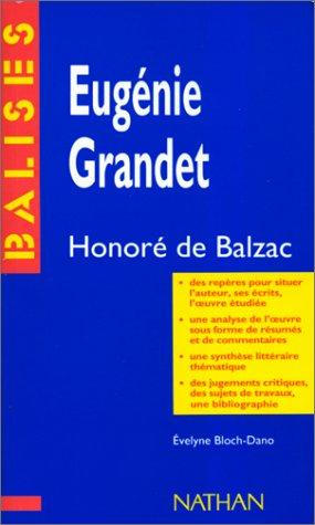 Eugénie Grandet, Honoré de Balzac : Des repères pour situer l'auteur...