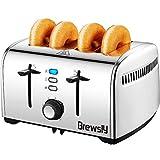 Aicok ST-525 4-Scheiben Toaster