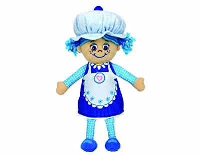 Little Miss Muffin - Muñeca de trapo (Flair Leisure Products 85213) de Flair Leisure Products