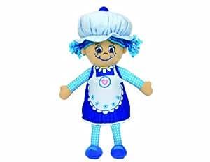 Little Miss Blueberry Muffin