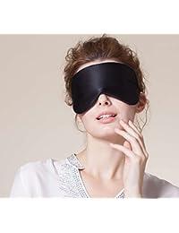Antifaz Para Dormir,Mospro Máscara Del Sueño De Seda Pura,Anti-luz Ultra Suave Ligero Y Cómodo Para Viajar ,Trabajo, Dormir Y Meditación