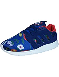 sports shoes 6d619 c1330 Adidas ZX 500 2,0 Rita Ora Donna Allenatori Scarpe, Donna, Blu