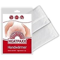 10er HeatPaxx Handwärmer Wärmepad für 5 Std. (Aktivkohle)