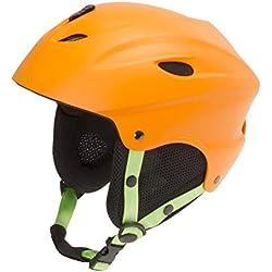 Ventura Casque de ski universel Orange mattorange m