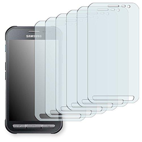 6 x Golebo Displayschutzfolie für Samsung Galaxy Xcover 3 (SM-G388F) Schutzfolie Folie