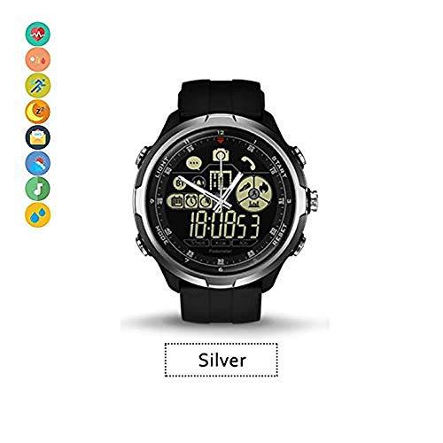 BYBYC Smart Watch para Android/Samsung/iPhone, Activity Fitness Tracker Con IP68 a prueba de agua para Hombres, astilla