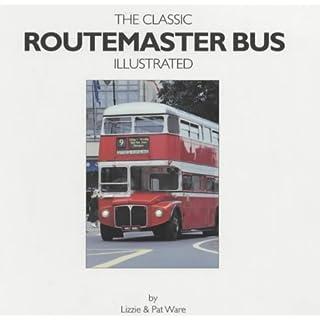 Classic Routemaster Bus Illustrated