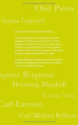 Stockholm. Eine Stadt in Biographien: MERIAN porträts: Alle Infos bei Amazon