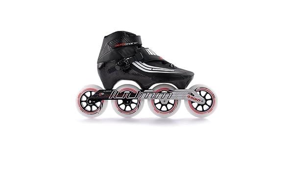 Bont Speed Skates semirace 100?mm Nero, 35,5