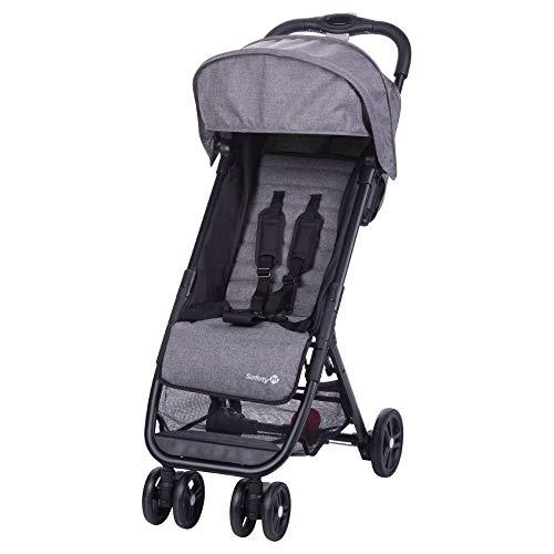 Safety 1st Poussette Canne Ultra Compacte Teeny - De la naissance à 3 ans - Black Chic
