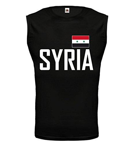 buXsbaum® Tank Top Syrien Black-